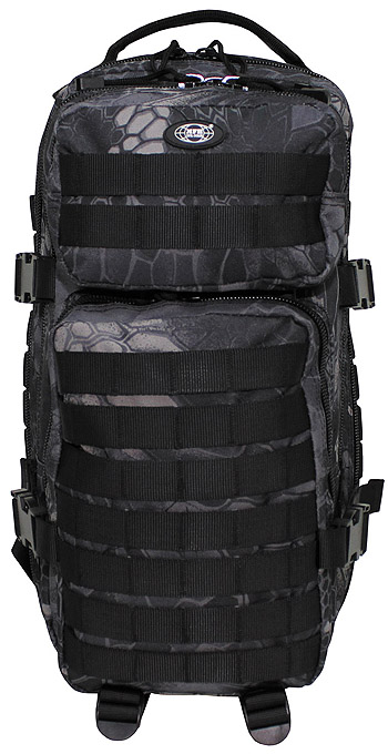 Batoh Assault Snake Black 30L