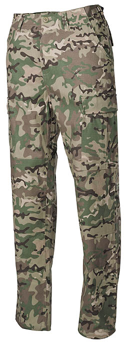 Kalhoty Multicam  Rip-Stop