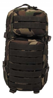 Batoh Assault Woodland 30L